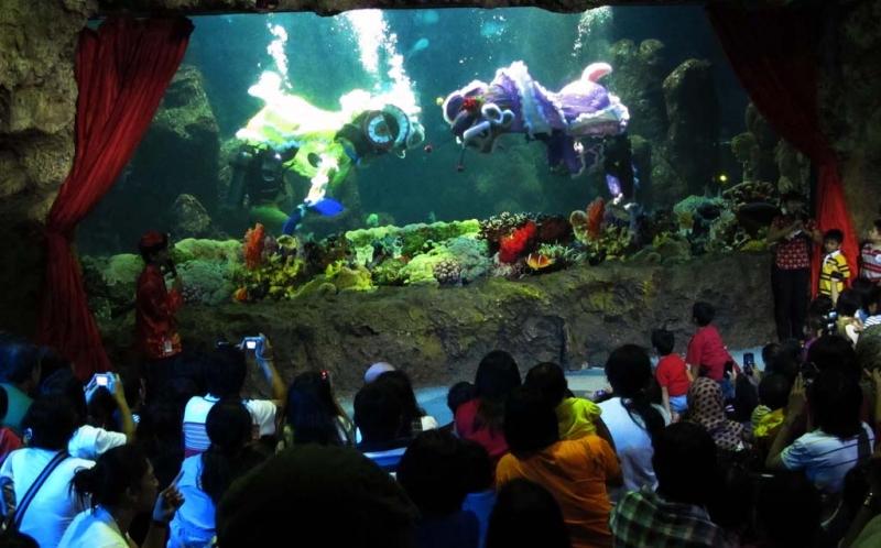 Wisata Seaworld Bali
