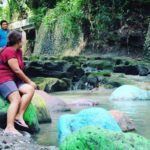 Wisata Selfie Taman Tanah Pegat Tabanan