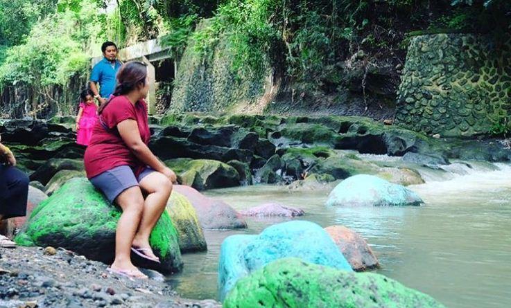 Wisata Selfie Taman Tanah Pegat Tabanan, Tempat Liburan Keluarga Murah Meriah di Bali