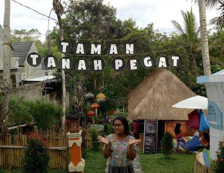 Wisata Selfie Taman Tanah Pegat Tabanan 2 » Wisata Selfie Taman Tanah Pegat Tabanan, Tempat Liburan Keluarga Murah Meriah di Bali