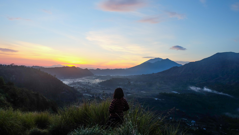 wisata sunrise di Kintamani