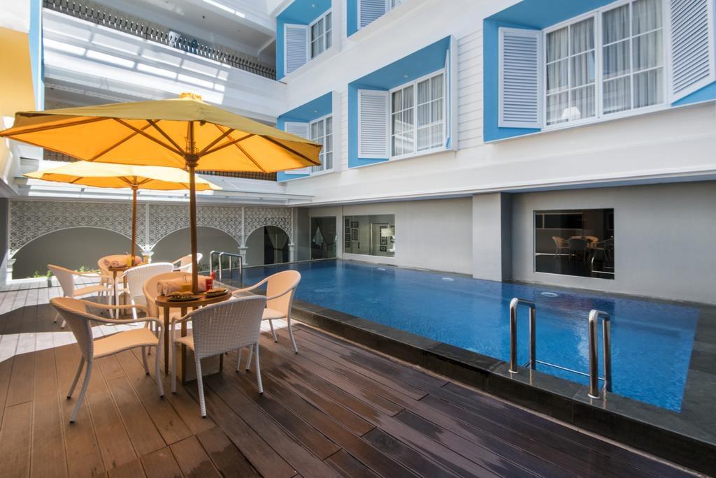 YAN'S House Hotel Kuta 1 1024x684 » YAN'S House Hotel Kuta, Hotel Bintang 4 Unik dengan Desain Khas Belanda
