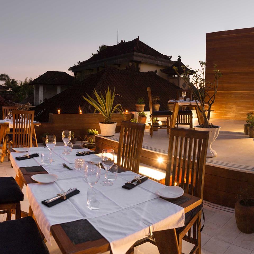 Zibiru Restaurant Seminyak, Sediakan Kuliner Italia Romantis dengan Suasana Klasik