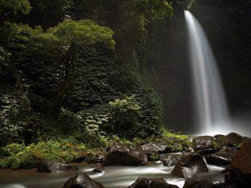 air terjun di Bali