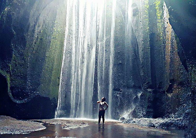 air terjun tukad cepung bali 2 » Air Terjun Tukad Cepung Bali, Keindahannya Terlindung Bebatuan
