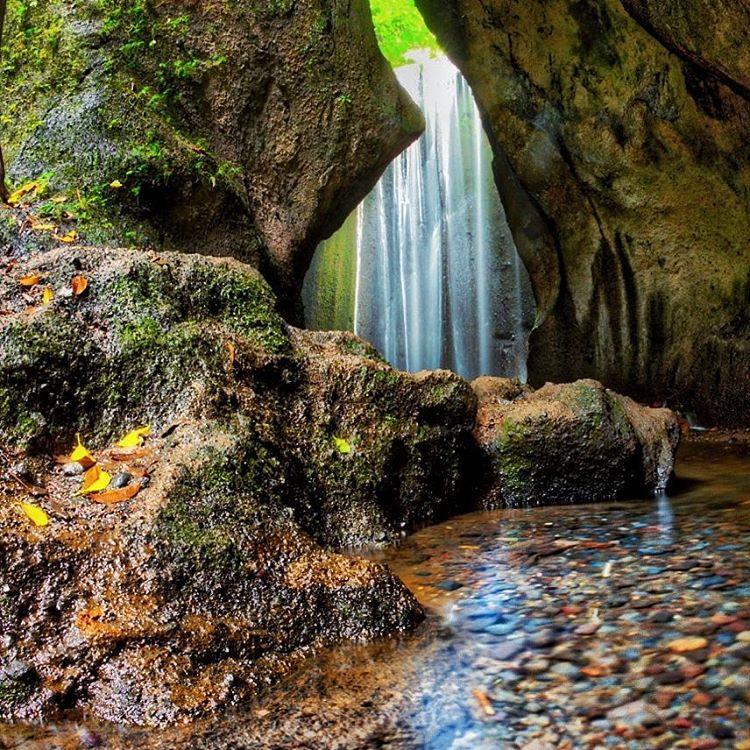 air terjun tukad cepung bali 4 » Air Terjun Tukad Cepung Bali, Keindahannya Terlindung Bebatuan