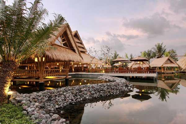 bale udang mang engking 4 » Bale Udang Mang Engking, Kuliner ala Pedesaan di Denpasar