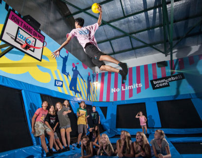 bali bounce trampoline centre