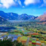 bukit pergasingan lombok