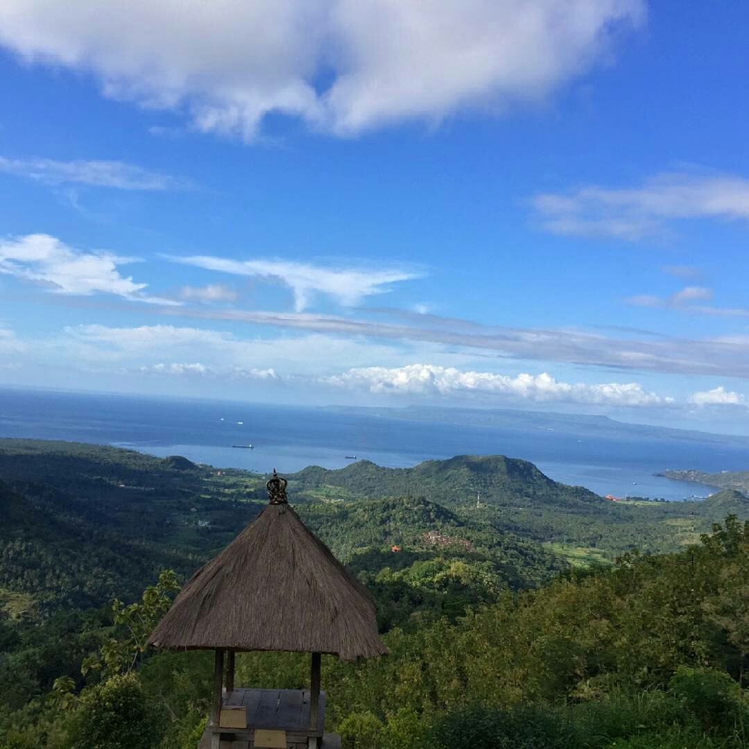 Bukit Putung Karangasem