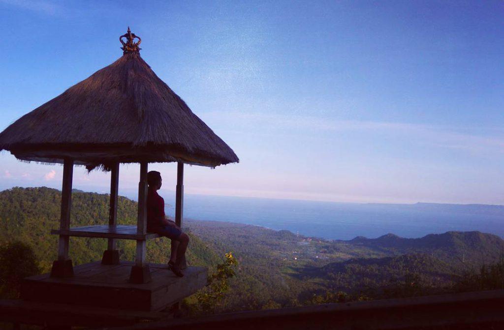 bukit putung karangasem 3 1024x672 » Bukit Putung Karangasem, Menyaksikan Keindahan Alam Bali dari Ketinggian