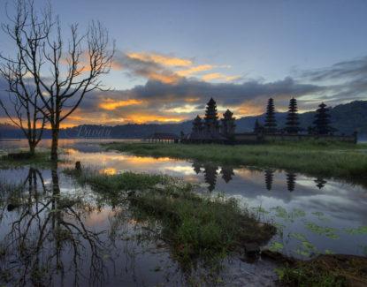 danau kembar buleleng