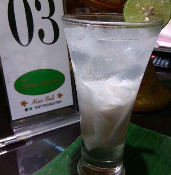es bir bali 1 » Es Bir Bali, Minuman Tradisional yang Menyegarkan dan Tanpa Alkohol