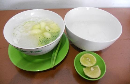 Es Kuwut Khas Bali, Minuman Pencuci Mulut yang Menyegarkan