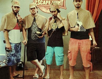 Escape Hunt Bali