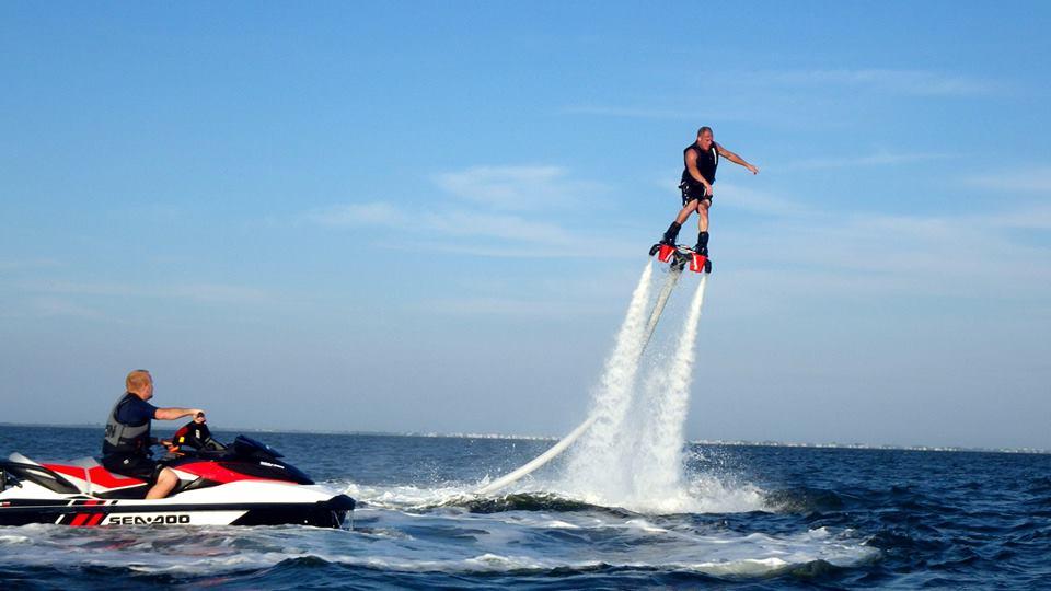 flying board tanjung benoa