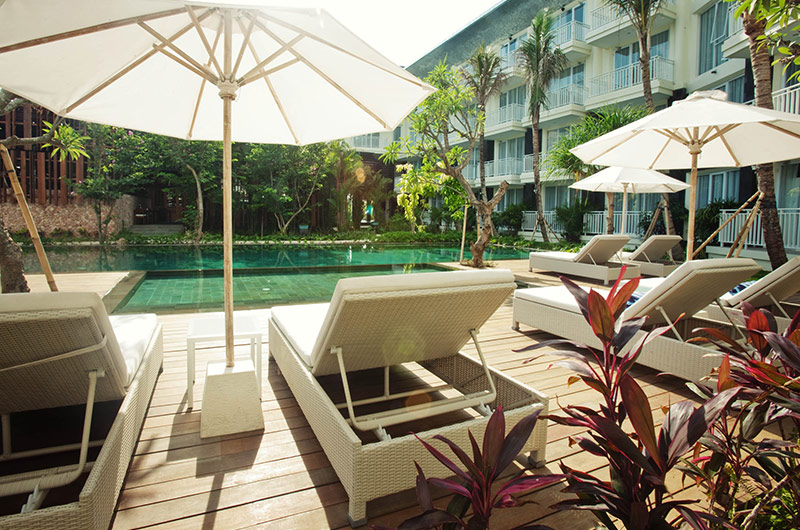 Fontana Hotel Legian, Cocok Untuk Menginap Bersama Keluarga