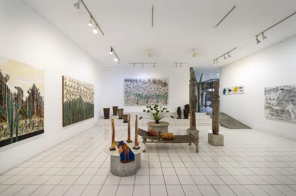 galeri lukisan Tonyraka » 5 Galeri Lukisan Di Bali yang Wajib Dikunjungi