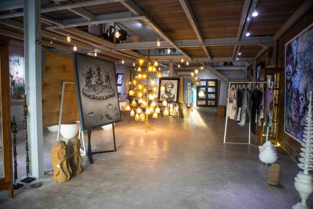 galeri seni lukisan di bali » 5 Galeri Lukisan Di Bali yang Wajib Dikunjungi