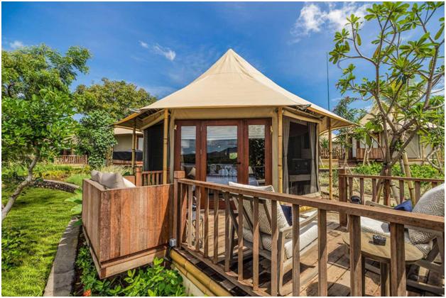 glamping di menjangan dynasty resort » Inilah 4 Glamping Keren di Bali, Pemandangan Luar Biasa dengan Pengalaman Tak Terlupa