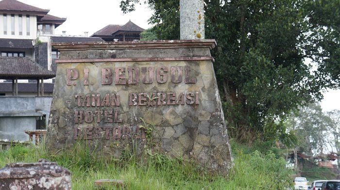 Menengok Nuansa Seram Dibalik Kemegahan Hotel P I Bedugul Info Wisata Kintamani Bali