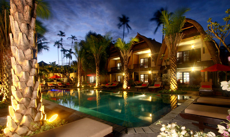 Hotel Segara Beach Sanur, Hotel Pertama yang Menjadi Cikal Bakal Industri Pariwisata di Bali