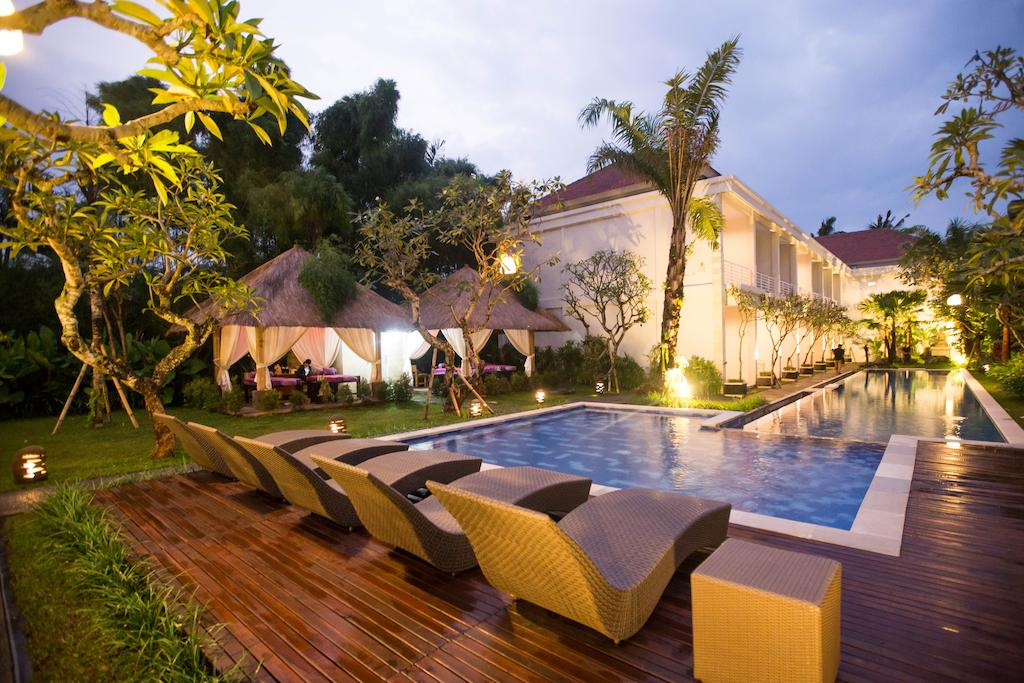 Hotel The Grand Sunti, Pilihan Penginapan Terbaik dengan Fasilitas Mewah dan Cukup Murah di Ubud