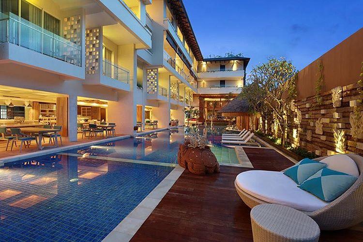 imbaran Bay Beach Resort and Spa 1 » Jimbaran Bay Beach Resort and Spa, Hotel Mewah Tepi Pantai Jimbaran Bali