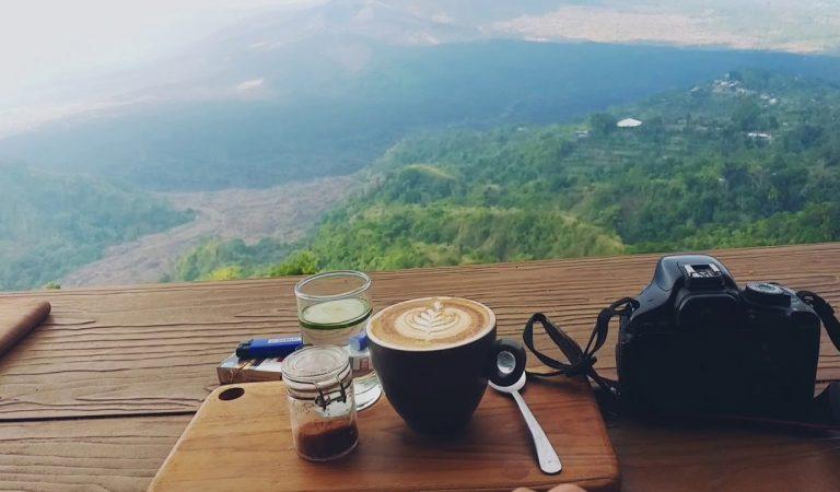 5 Kafe Kopi Hits di Kintamani yang Wajib Dikunjungi