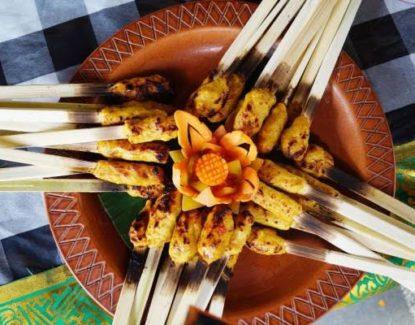 kuliner sate di Bali
