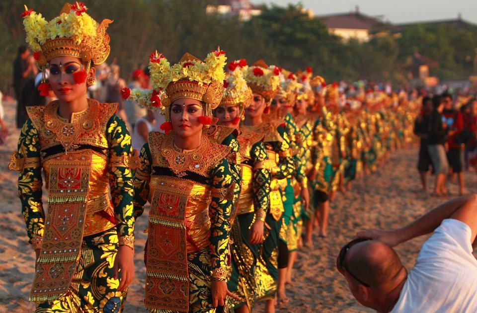 Kuta Carnival Bali, Festival Yang Dinantikan Turis Lokal Dan Asing