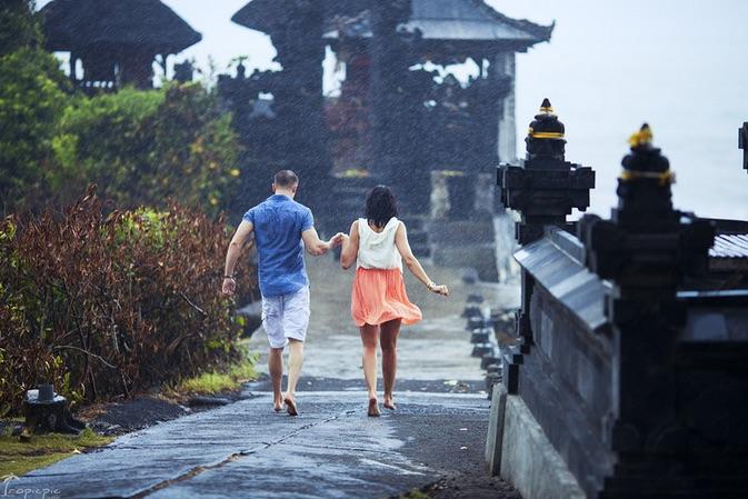 7 Tips Liburan ke Bali Biar Tetap Seru dan Menyenangkan saat Musim Hujan