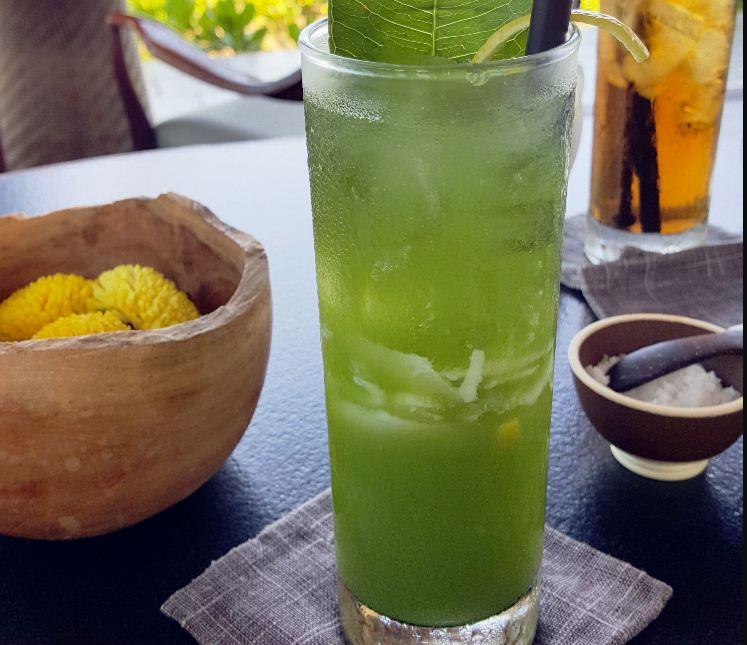 loloh cemcem 2 1 » Loloh Cemcem, Minuman Tradisional Khas Bali yang Berkhasiat Tinggi