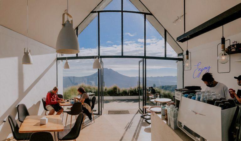 Montana Kintamani, Kafe Hits dan Instagramable di Bali