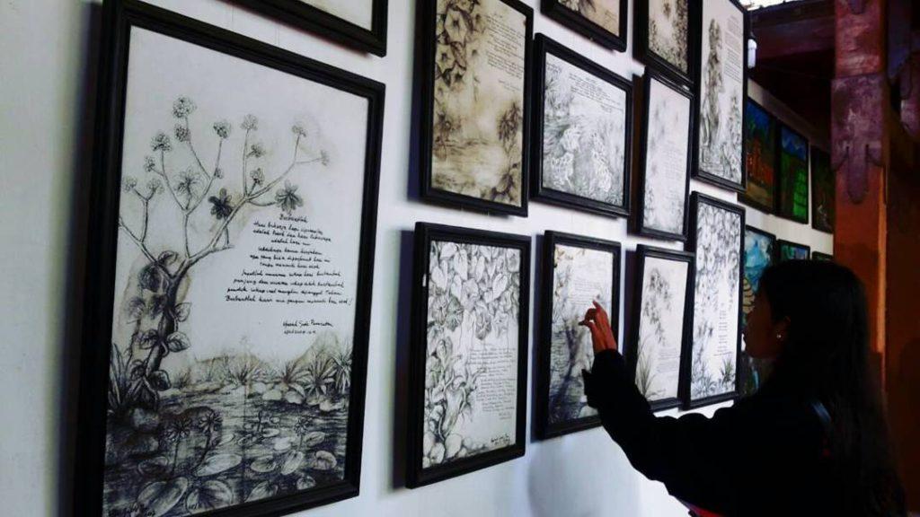 museum lukisan sidik jari 2 1024x576 » Museum Lukisan Sidik Jari, Wisata Edukasi yang Unik di Denpasar