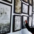 museum lukisan sidik jari