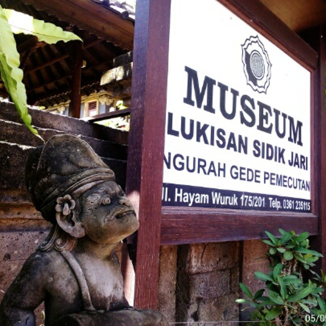 museum lukisan sidik jari 3 » Museum Lukisan Sidik Jari, Wisata Edukasi yang Unik di Denpasar