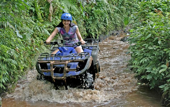 Liburan Seru Naik ATV di Bali, Ini Pilihan Tempat Terbaiknya!