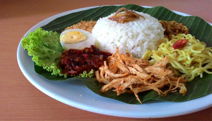 nasi jinggo bali 2 » Nasi Jinggo Bali, Kuliner Murah Meriah ala Nasi Kucing dari Pulau Dewata