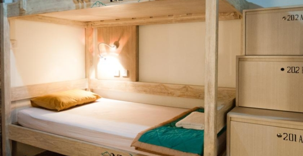 nau here hostel 3 » Nau Here Hostel, Penginapan Murah Tempat Kumpul Para Backpacker