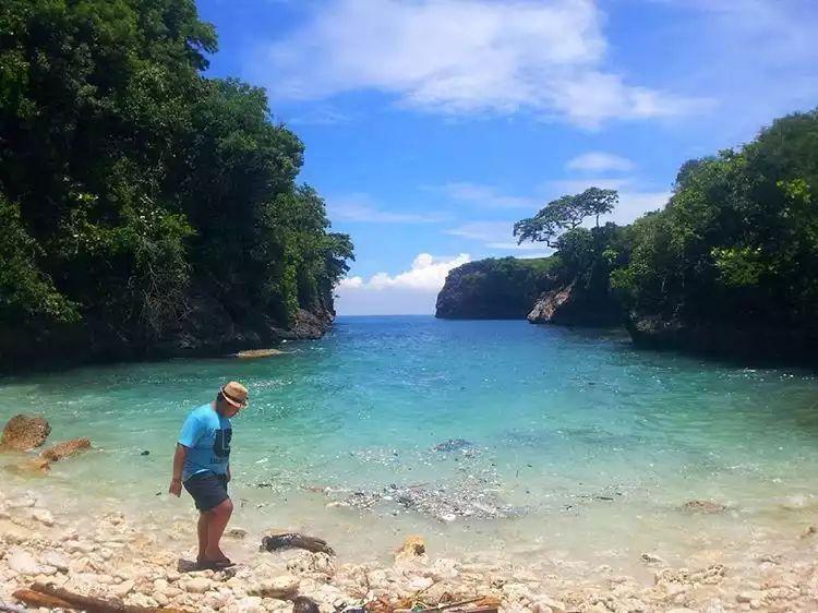 pantai bulian nusa penida 1 » Pantai Bulian Nusa Penida, Sensasi Merasakan Keindahan Pantai Tersembunyi di Bali
