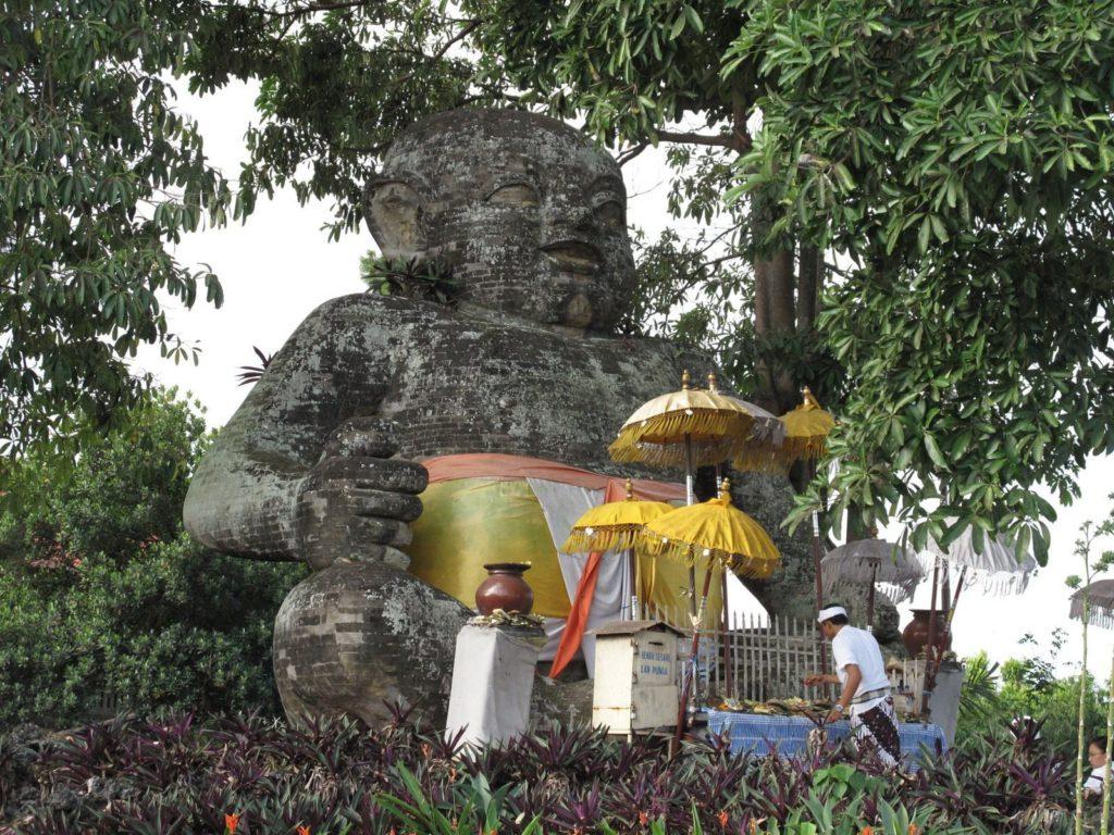 patung misterius di Bali 1 1024x768 » Ini Patung Misterius yang Pernah Dibuat Di Bali, Berani Berkunjung?