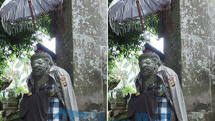 patung misterius di Bali 2 » Ini Patung Misterius yang Pernah Dibuat Di Bali, Berani Berkunjung?