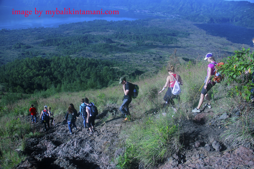 Pendakian Gunung Batur: Pilihan Wisata Kintamani Bagi Para Pendaki