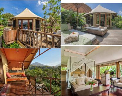 pilihan wisata glamping bali 415x325 » Inilah 4 Glamping Keren di Bali, Pemandangan Luar Biasa dengan Pengalaman Tak Terlupa