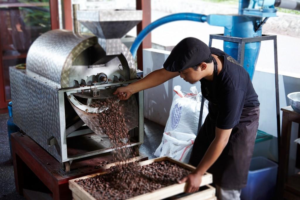 pod chocolate bali