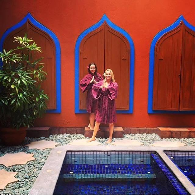 Prana Spa Seminyak, Sensasi Perawatan Tubuh ala Negeri Bollywood di Bali