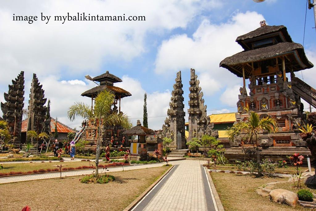 pura ulun danu batur kintamani temple » Pura Ulun Danu Batur: Tempat Wisata Religius dengan Pemandangan yang Menakjubkan