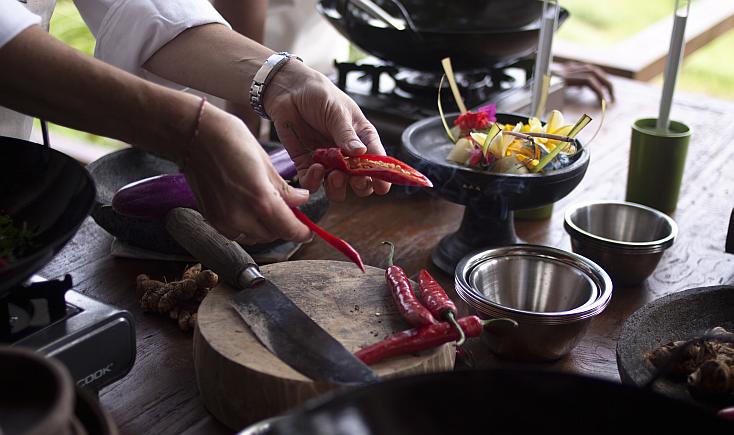 restoran bali asli 4 » Restoran Bali Asli, Sajian Kuliner Khas Pulau Dewata dengan Pemandangan Memesona