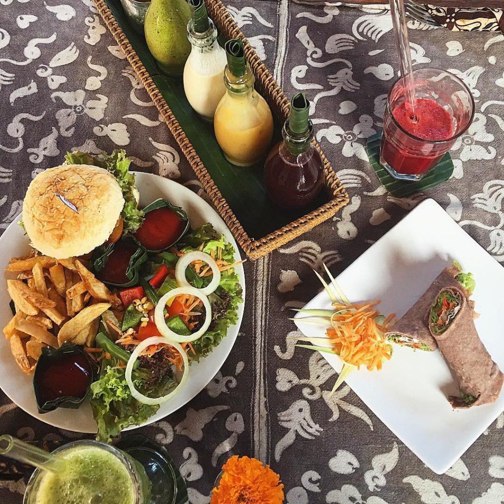 restoran bali buda 5 1024x1024 » Restoran Bali Buda, Tempat Makan Sajian Organik dan Vegetarian di Pulau Dewata